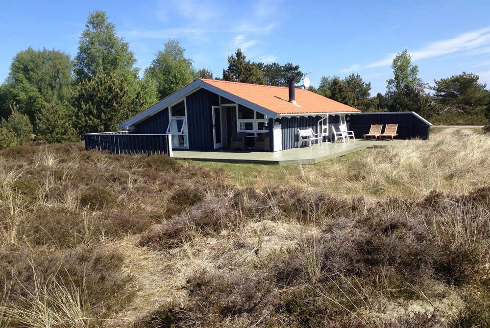 Holiday home in Laeso, Nordmarken for 4 persons