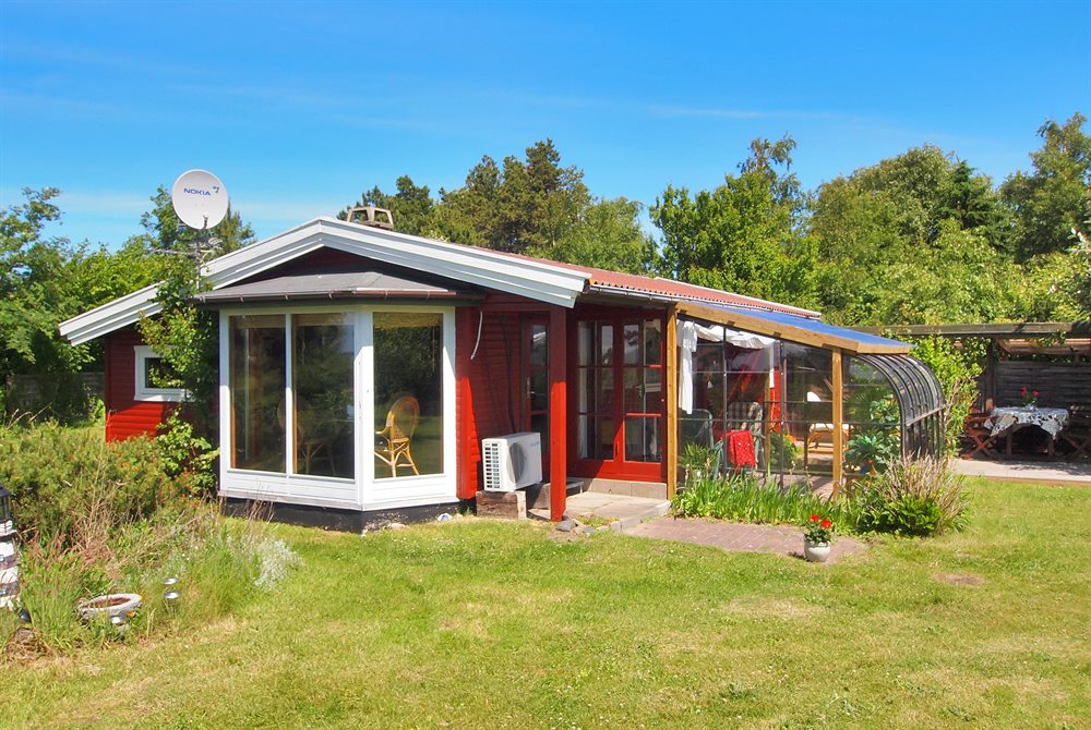 Holiday home in Reerso for 6 persons