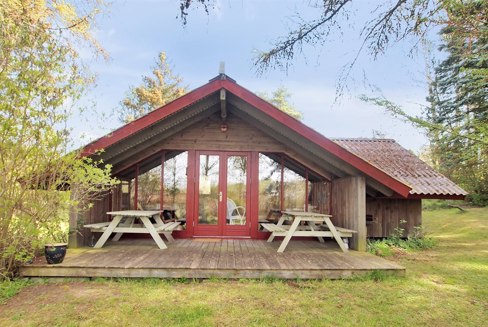 Holiday home in Bakkebolle for 5 persons