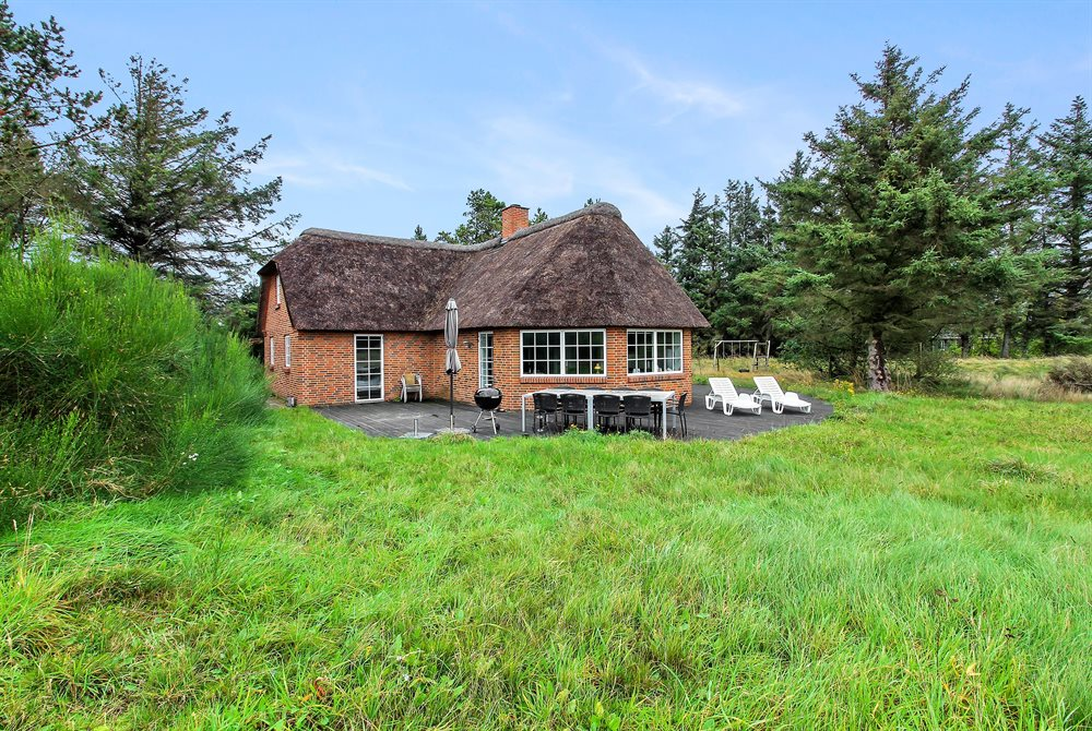 Holiday home in Fjand for 10 persons