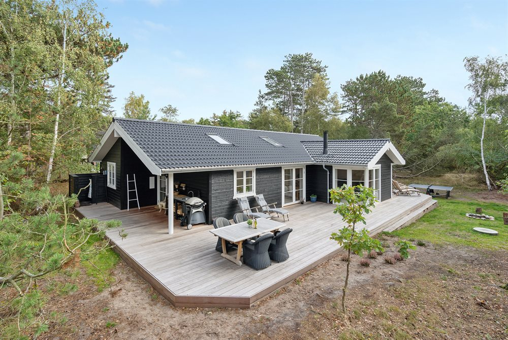 Holiday home in Honsinge Lyng for 6 persons