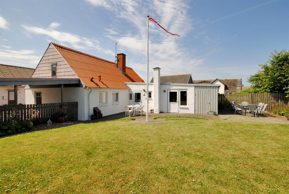 Holiday home in Agger for 7 persons