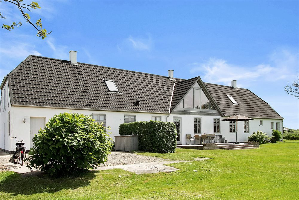 Holiday home in Kaergarden, Vestervig for 10 persons