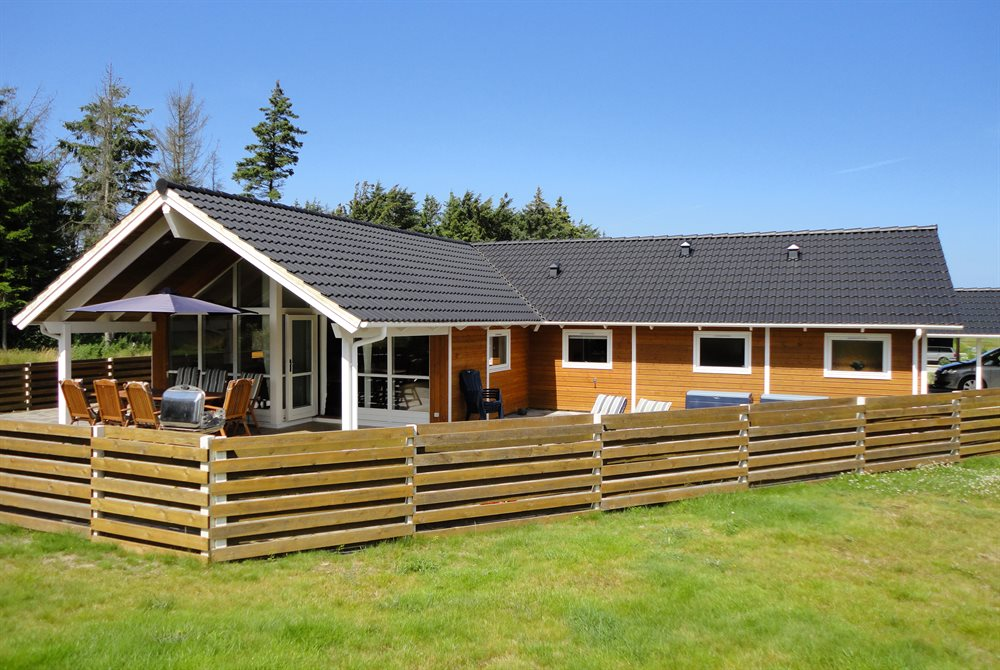 Holiday home in Gronhoj, Nordjylland for 10 persons