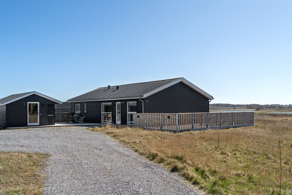 Holiday home in Gronhoj, Nordjylland for 8 persons