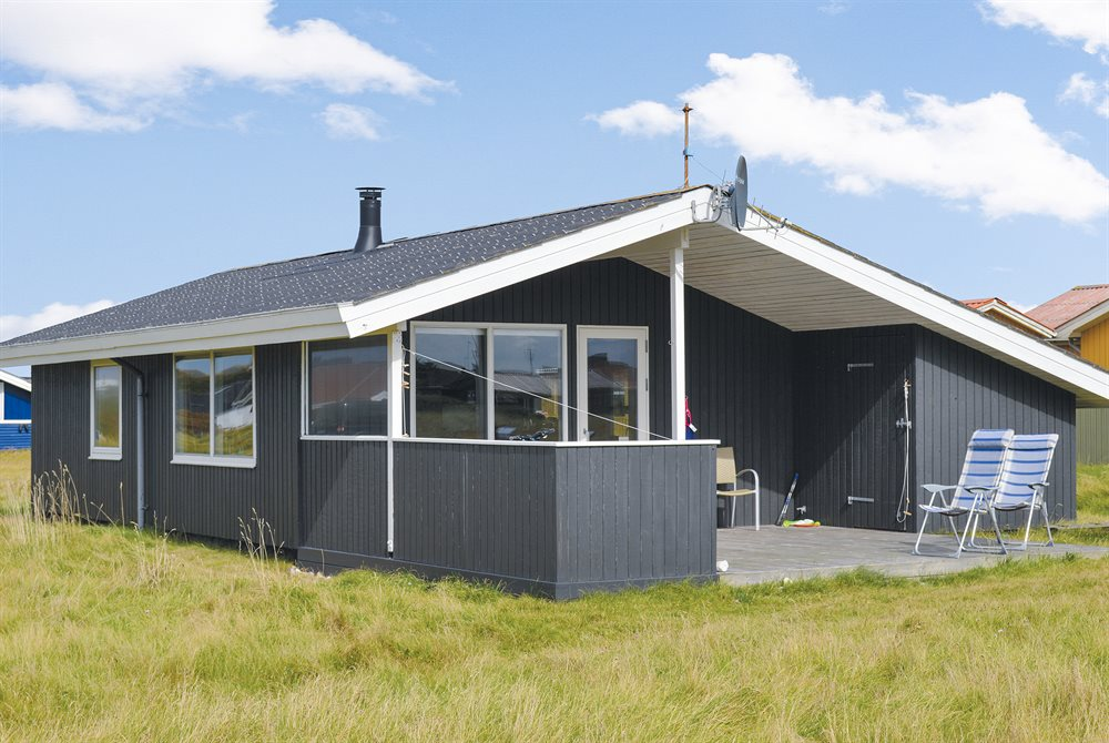 Holiday home in Klitmoller for 6 persons