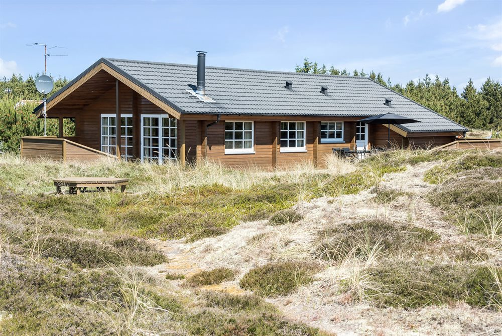 Holiday home in Klitmoller for 7 persons