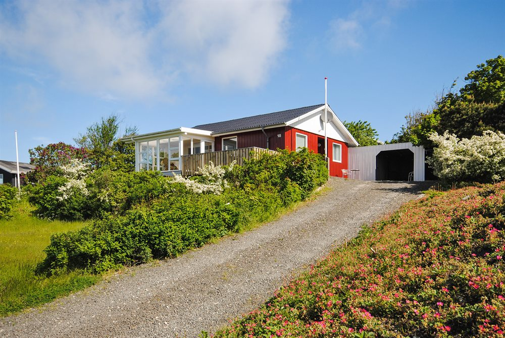 Holiday home in Toftum Bjerge for 6 persons