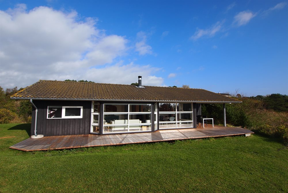 Holiday home in Helgenaes for 6 persons