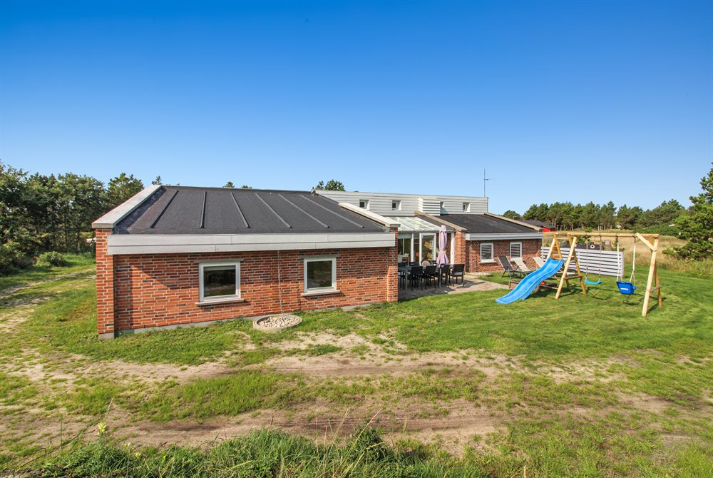 Holiday home in Vejers Strand for 10 persons