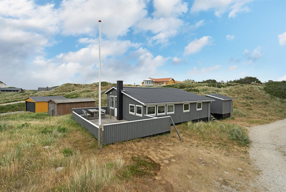 Holiday home in Vejers Strand for 6 persons