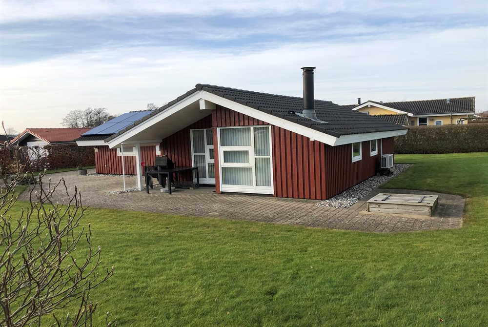 Holiday home in Flovt for 6 persons
