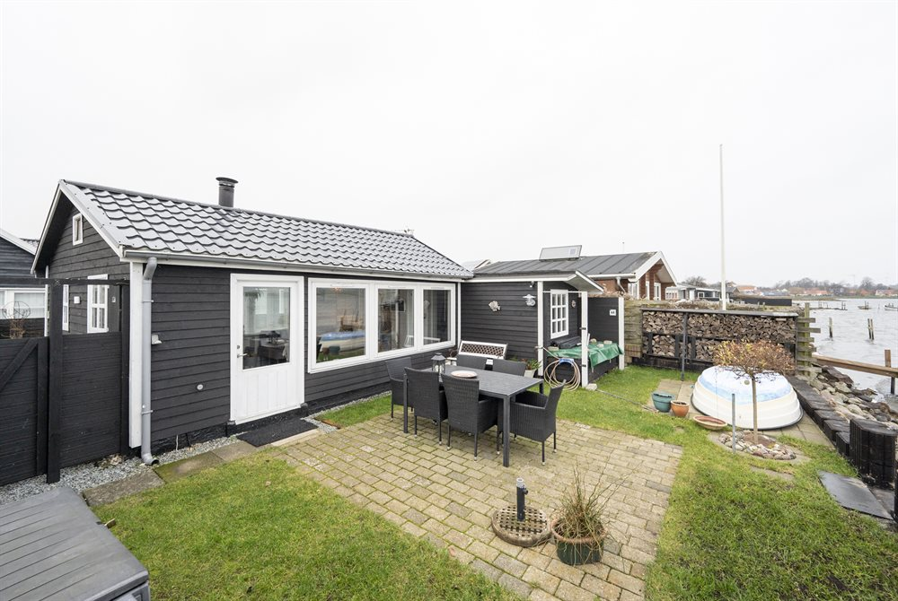 Holiday home in Munkebo for 4 persons