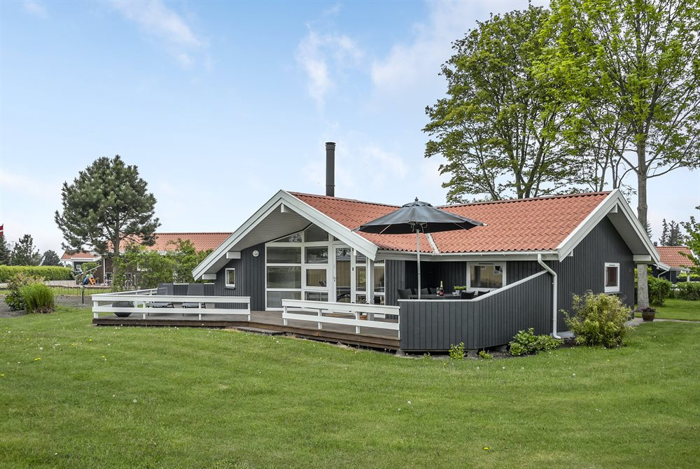 Holiday home in Jorgenso for 6 persons