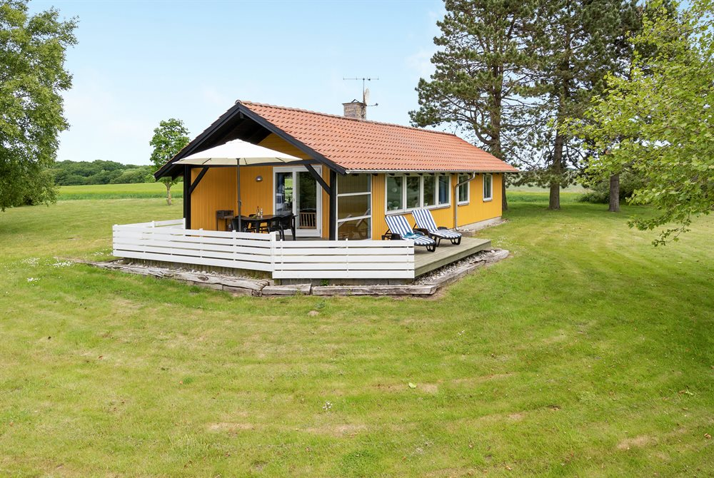 Holiday home in Skastrup for 6 persons