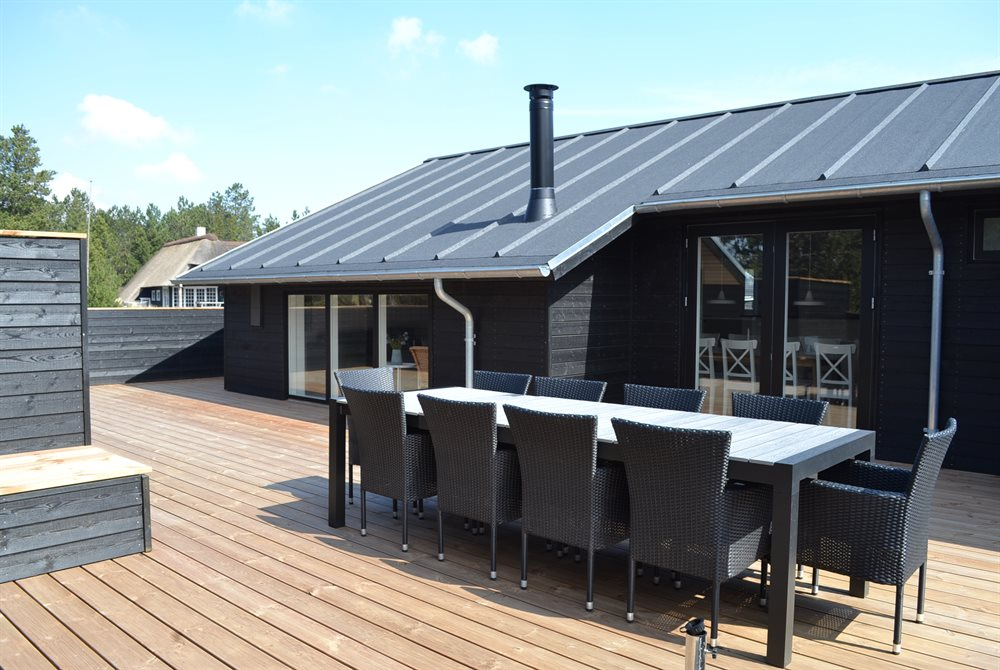 Holiday home in Romo, Vesterhede for 10 persons