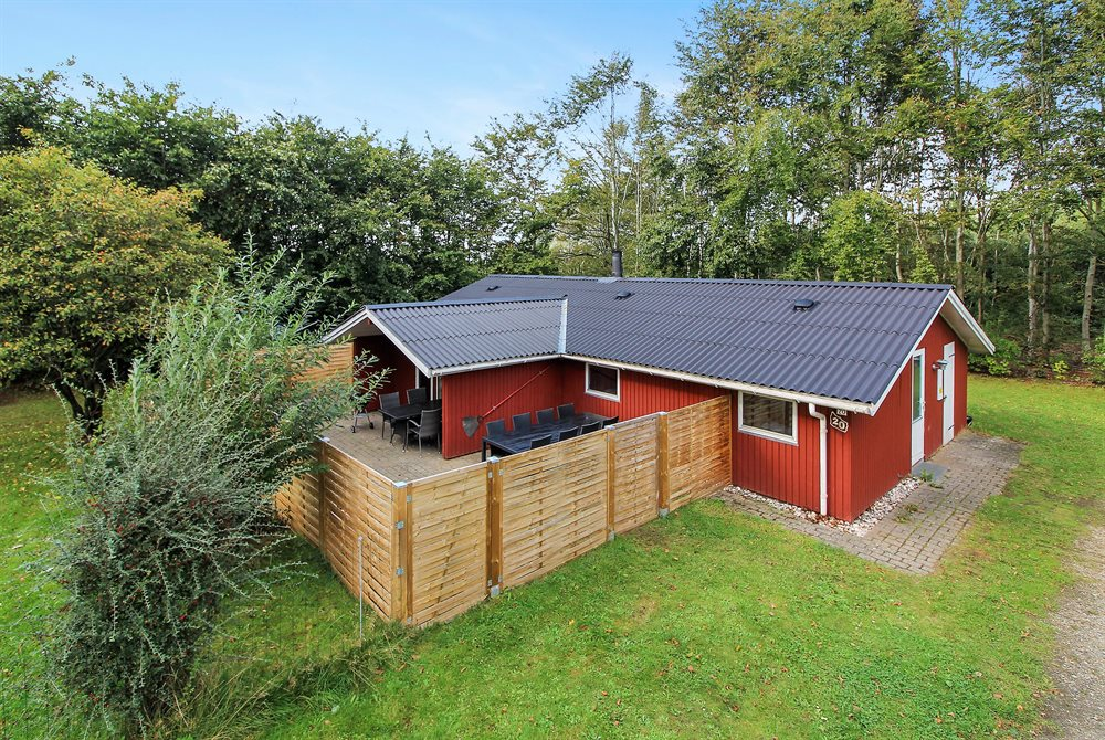 Holiday home in Arrild for 8 persons