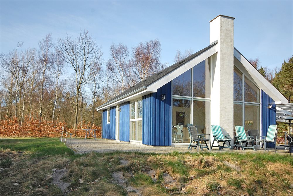 Holiday home in Gjol for 6 persons