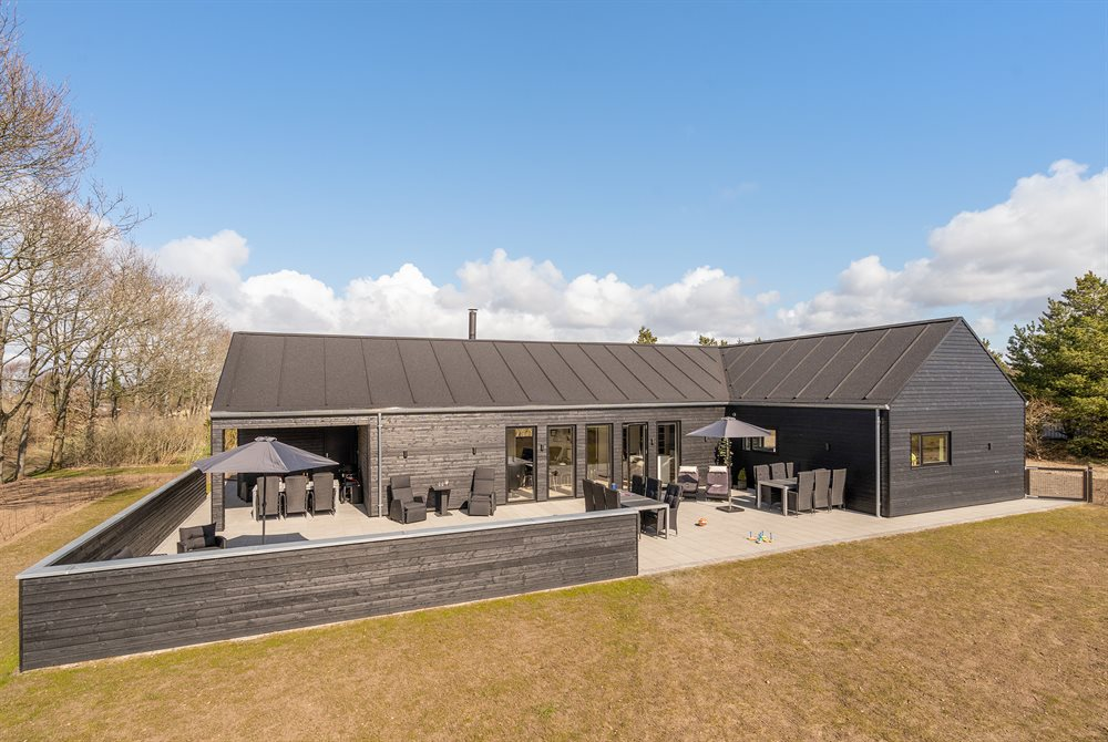 Holiday home in Stauning for 10 persons