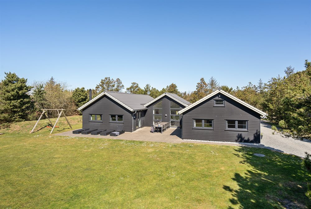 Holiday home in Blavand for 14 persons