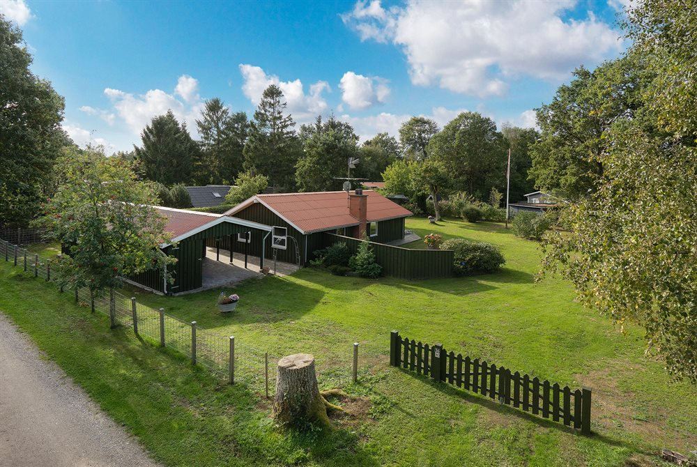 Holiday home in Fjellerup Strand for 10 persons