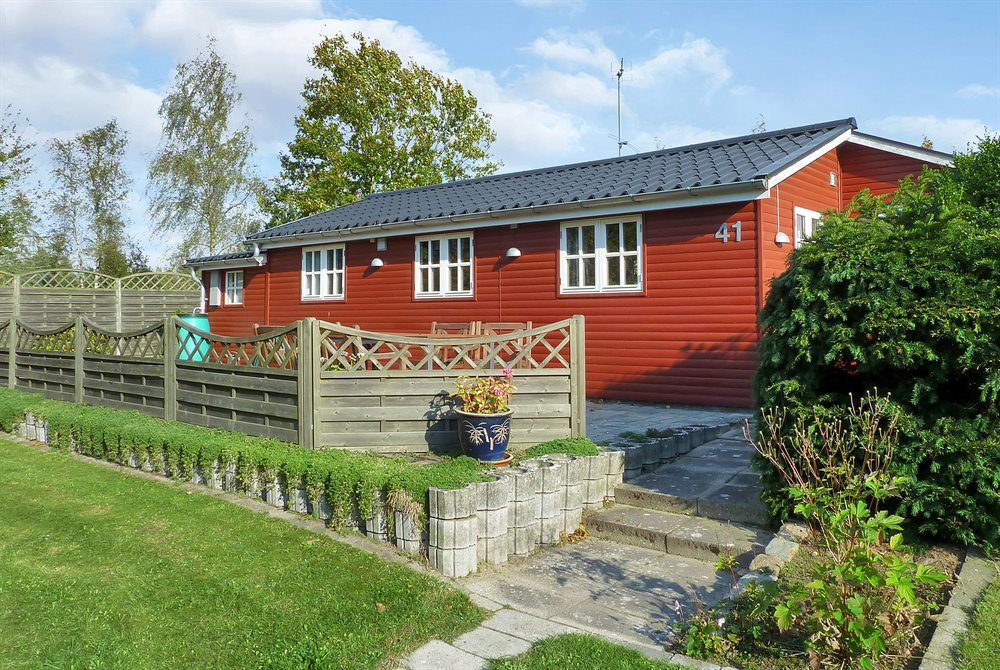 Holiday home in Selkaer for 7 persons