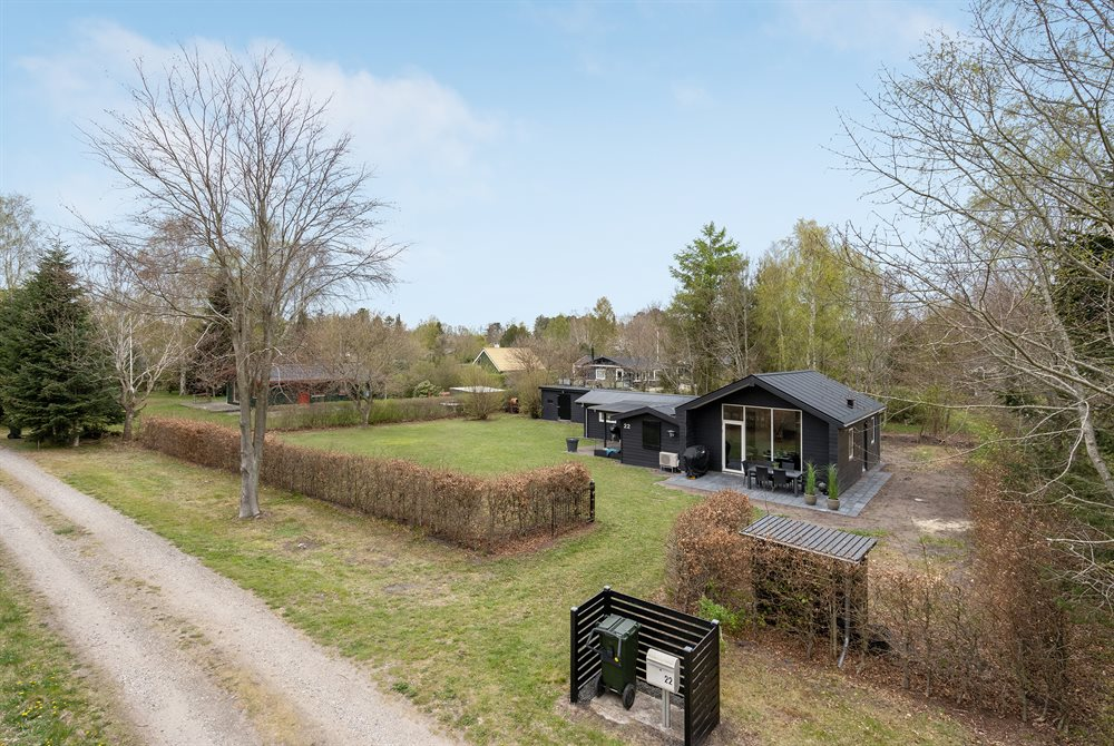 Holiday home in Gjerrild for 6 persons