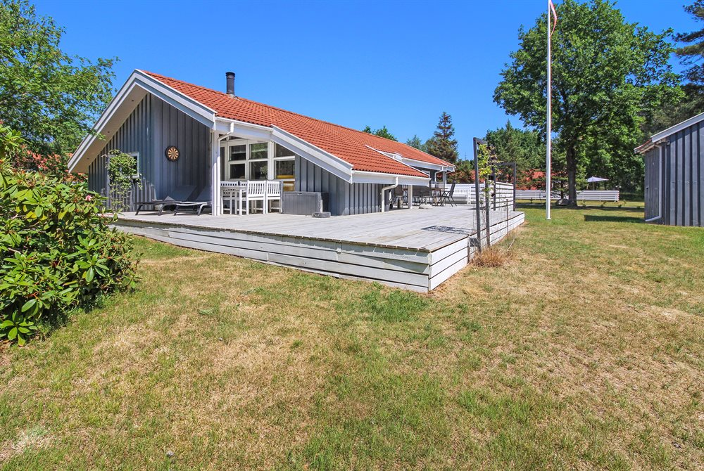 Holiday home in Somarken for 8 persons