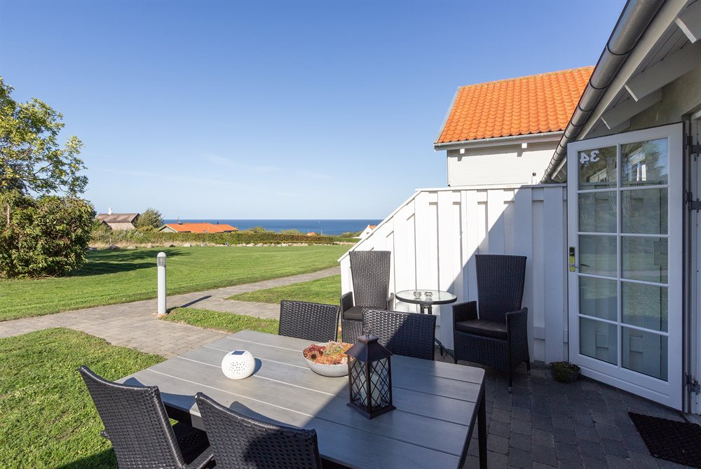 Holiday home in Allinge for 4 persons