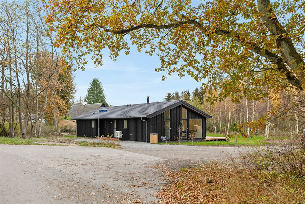 Holiday home in Hasle for 9 persons