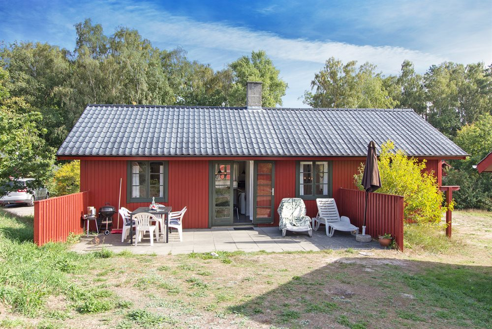 Holiday home in Dueodde Ferieby for 6 persons