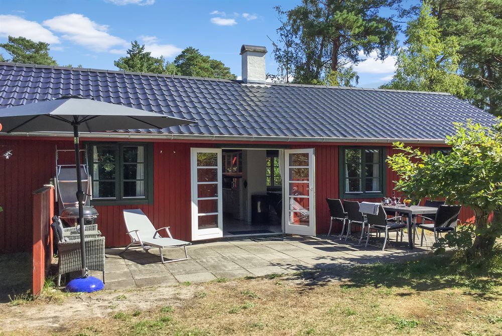 Holiday home in Dueodde Ferieby for 7 persons