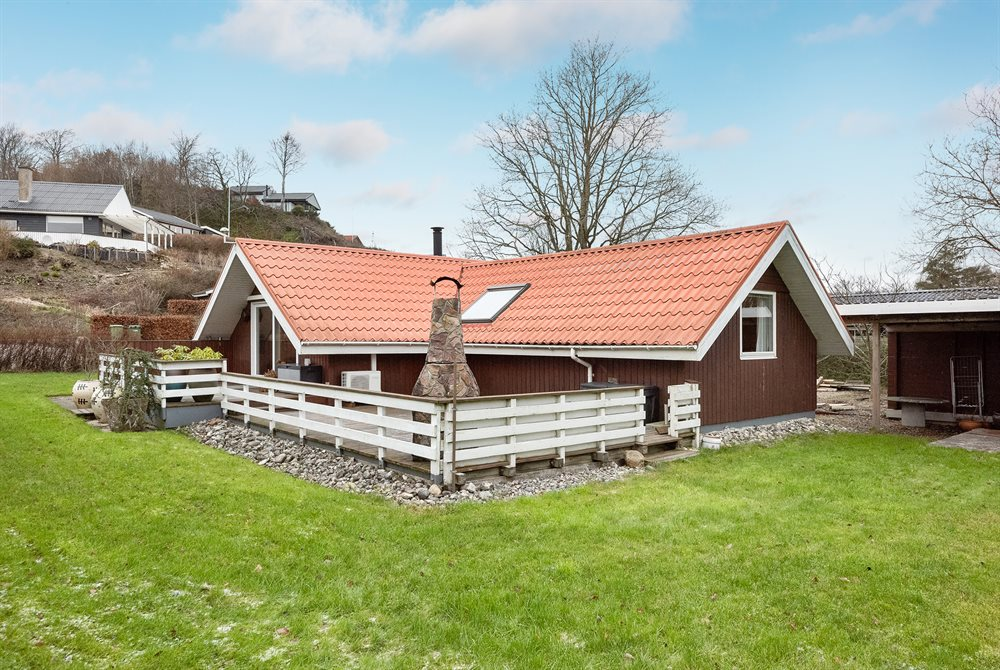 Holiday home in Loddenhoj for 6 persons