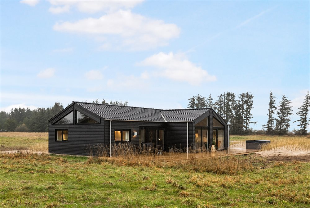 Holiday home in Skallerup for 12 persons