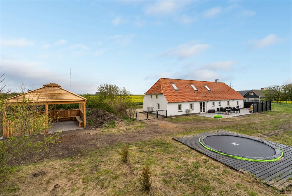 Holiday home in Lyngs for 10 persons
