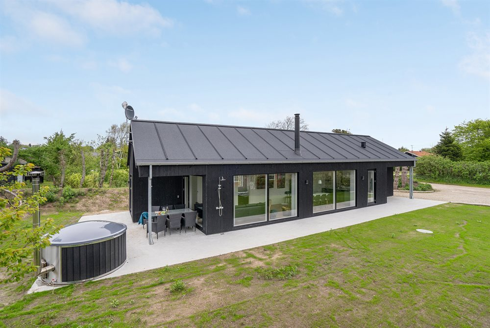Holiday home in Toftum Bjerge for 10 persons