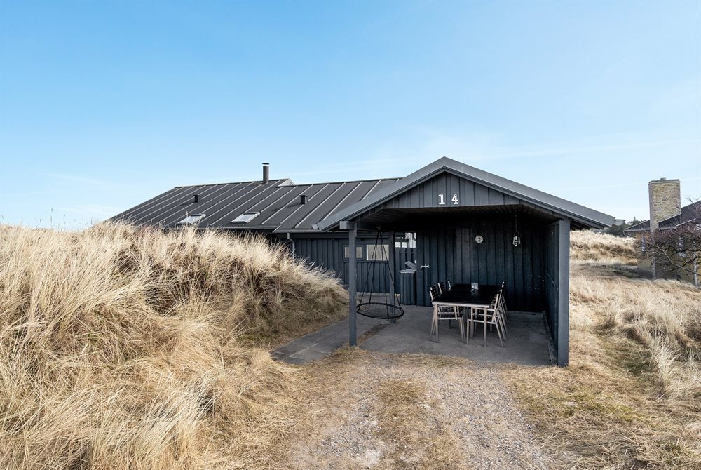 Holiday home in Tversted for 8 persons