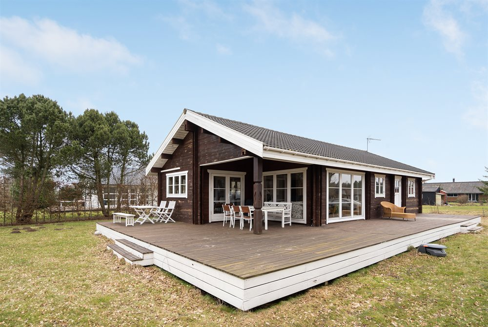 Holiday home in Udby for 6 persons