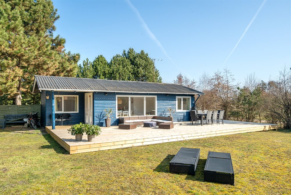 Holiday home in Bjerge for 6 persons