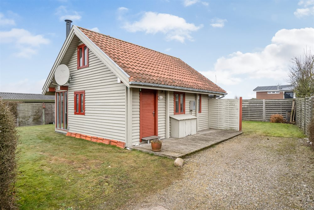 Holiday home in Hasmark for 4 persons