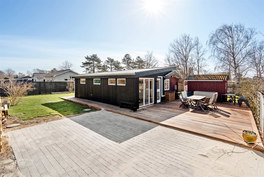 Holiday home in Bjerge for 5 persons