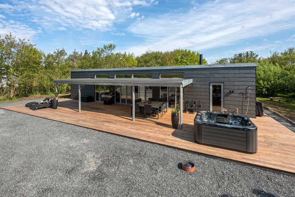 Holiday home in Sondervig for 10 persons