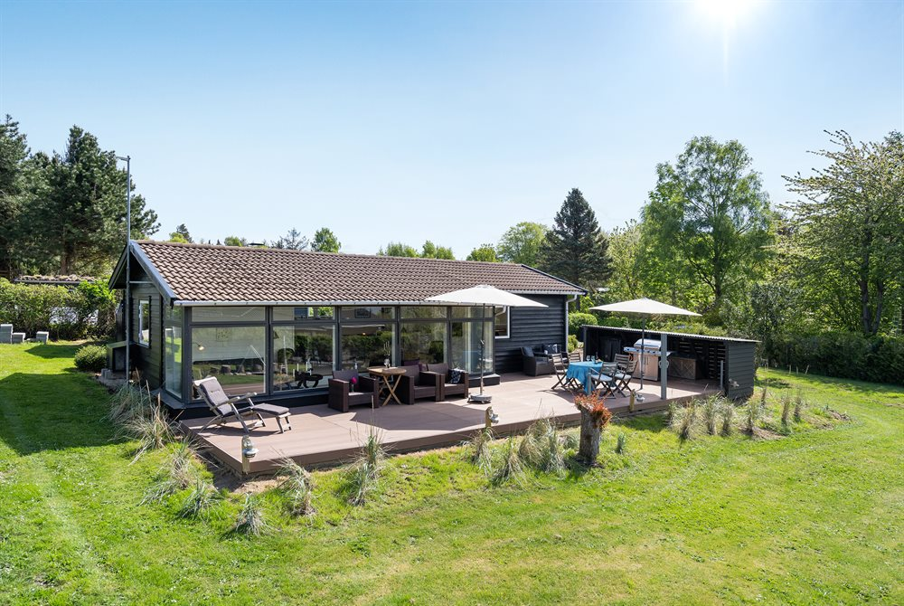 Holiday home in Bakkebolle for 6 persons