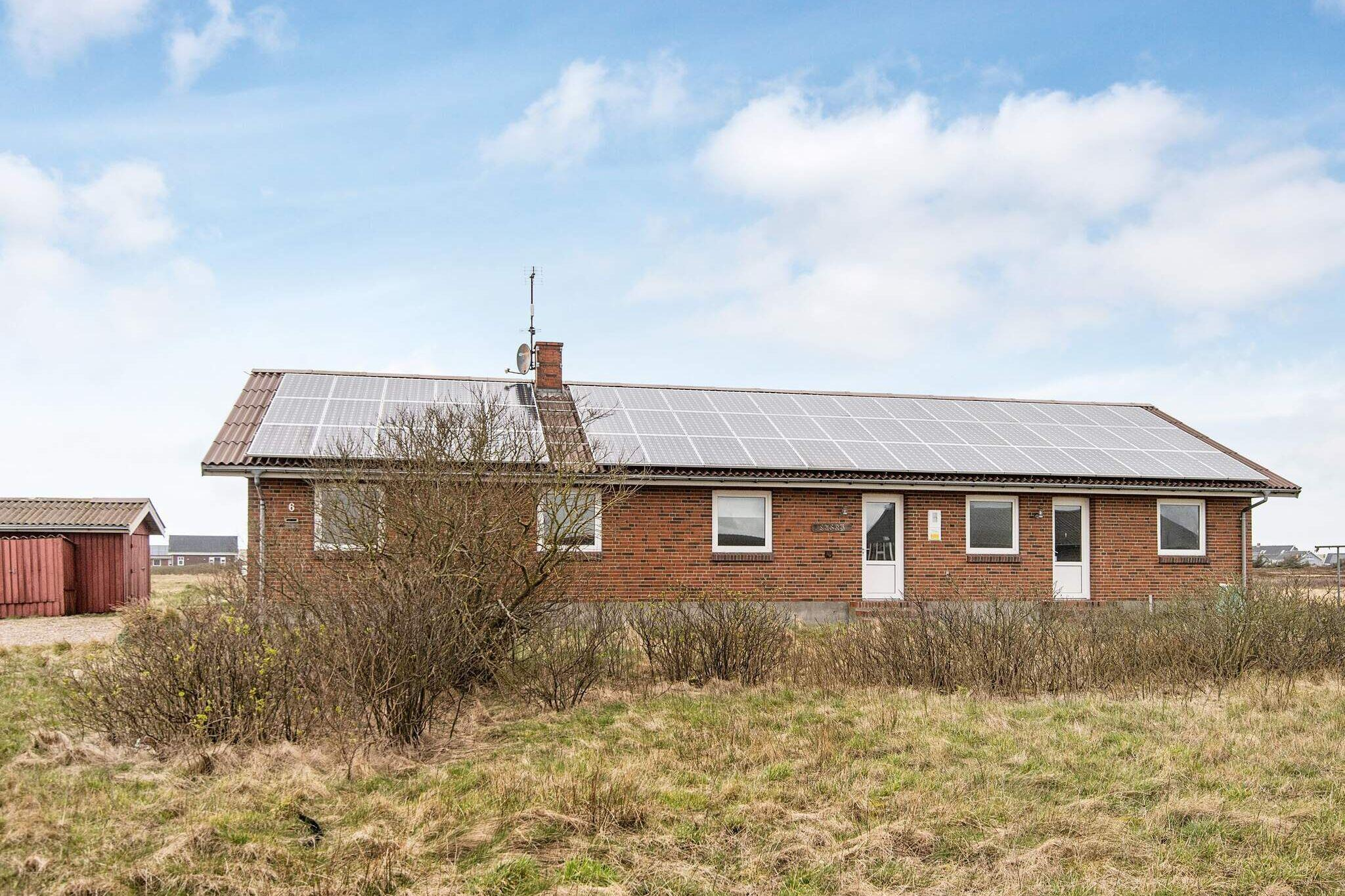 Holiday home in Harboore for 14 persons