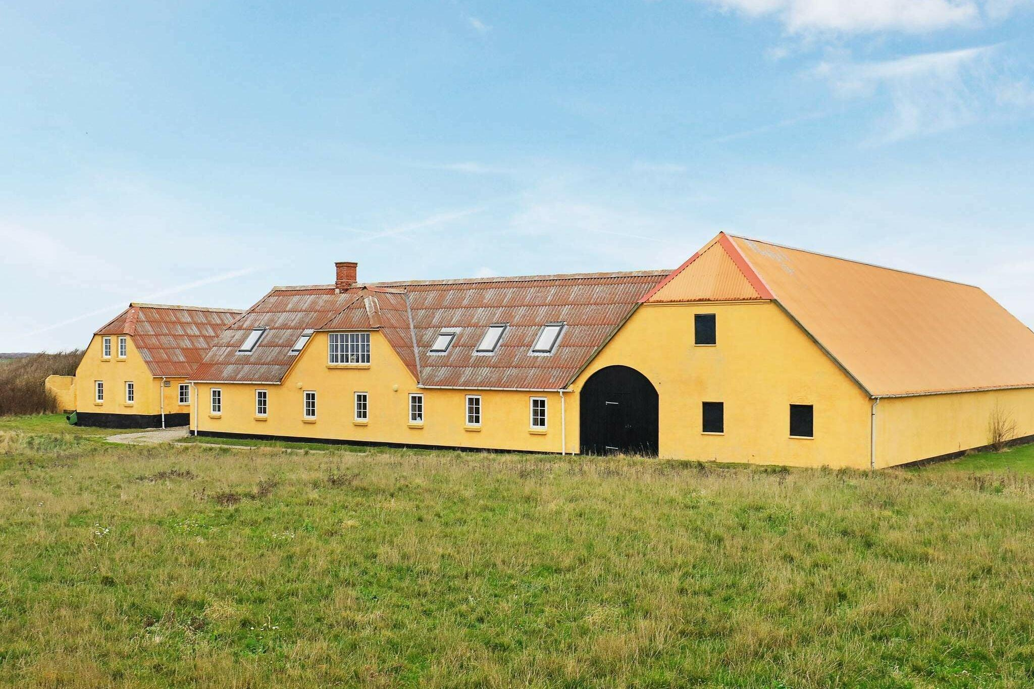 Holiday home in Lemvig for 12 persons