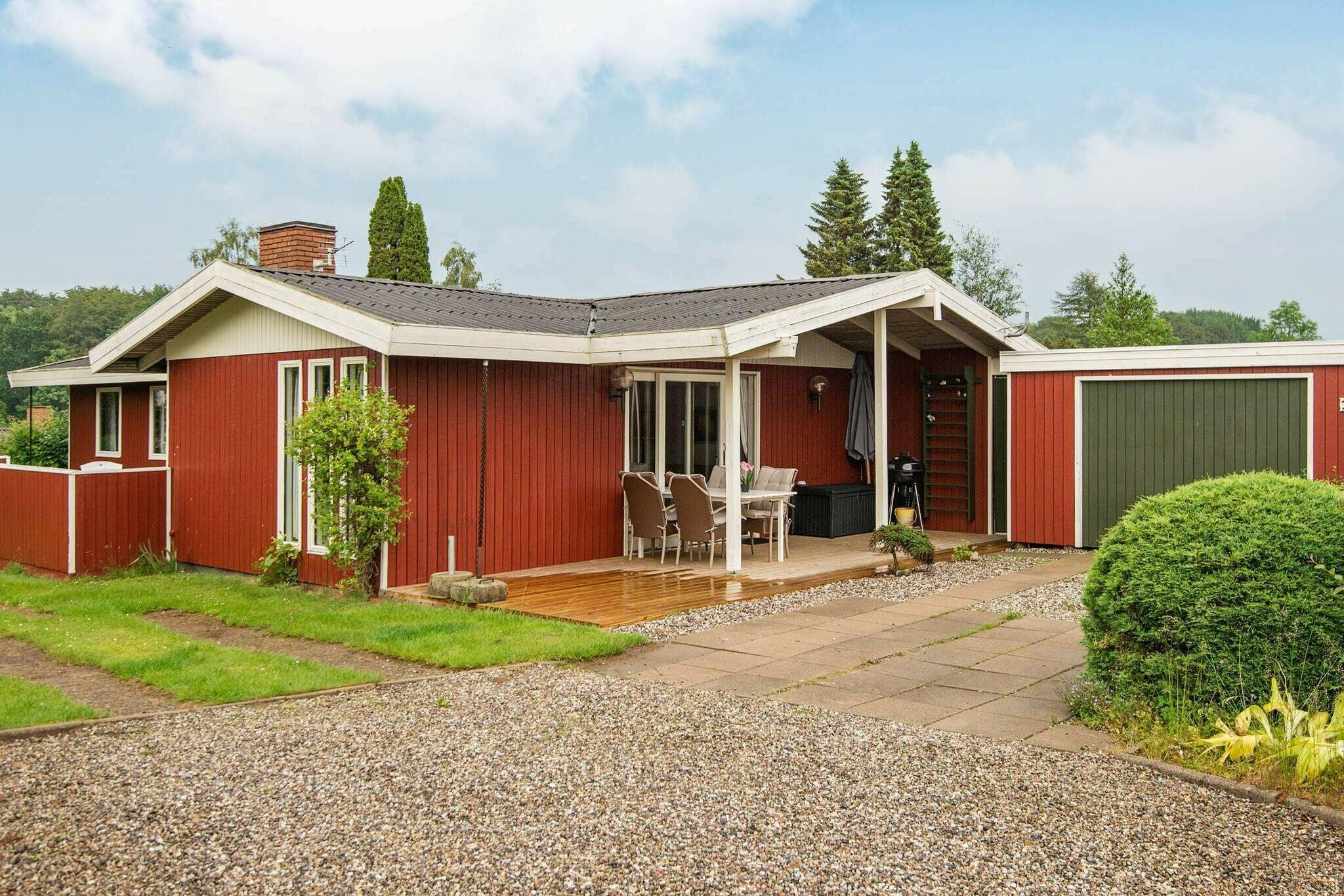 Holiday home in Egernsund for 8 persons