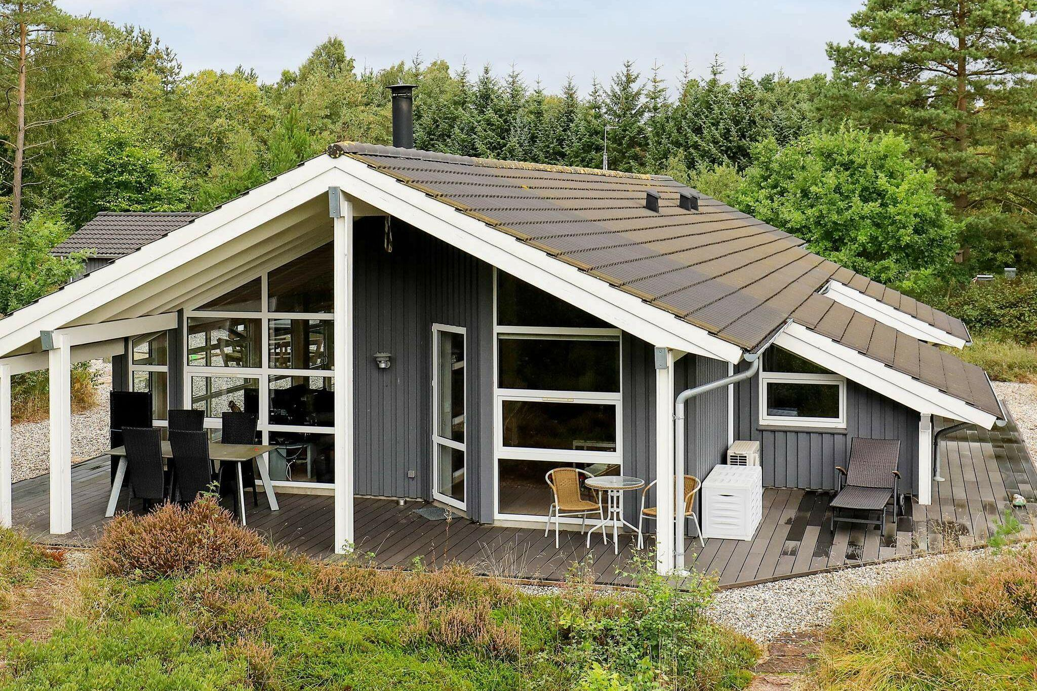 Holiday home in Saeby for 10 persons