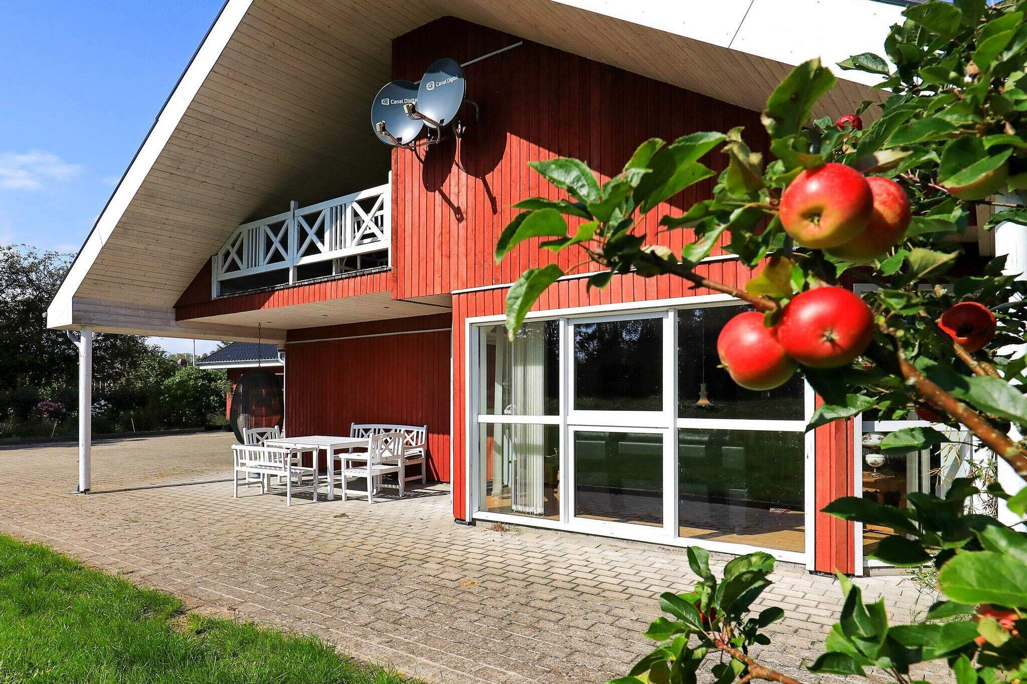 Holiday home in Saeby for 9 persons