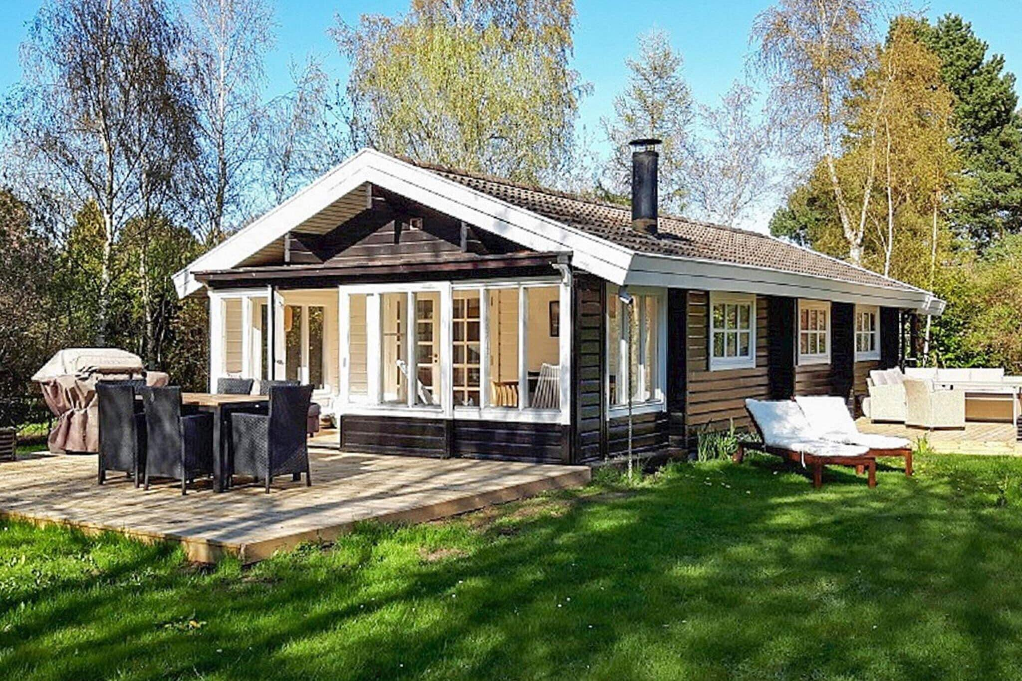 Holiday home in Graested for 4 persons