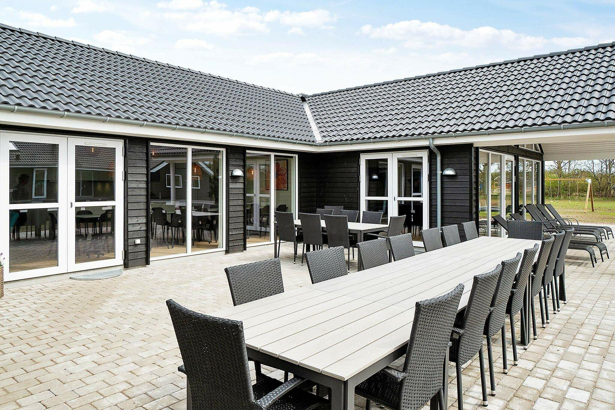 Holiday home in Grenaa for 24 persons